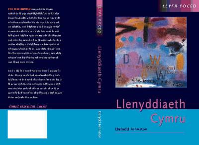 Llyfr Poced Llenyddiaeth Cymru (Paperback)