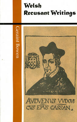 Welsh Recusant Writings (Paperback)