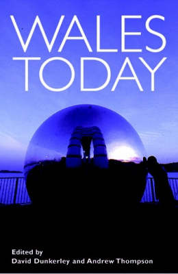 Wales Today (Paperback)