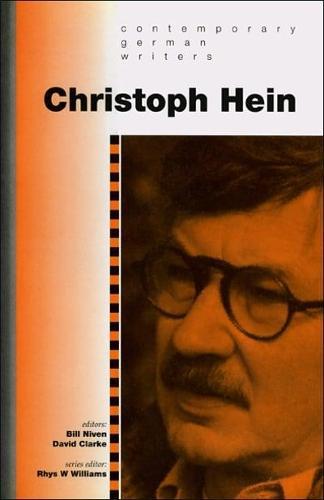 Christoph Hein (Paperback)