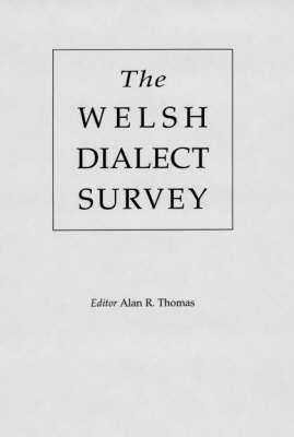 Welsh Dialect Survey (Hardback)