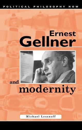 Ernest Gellner and Modernity (Paperback)