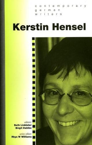Kerstin Hensel (Paperback)