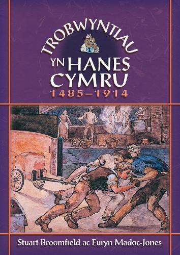 Trobwyntiau Yn Hanes Cymru (Paperback)