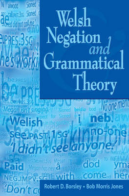 Welsh Negation and Grammatical Theory (Hardback)