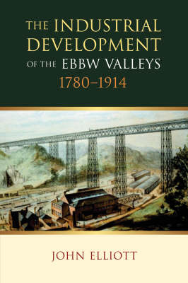 The Industrial Development of the Ebbw Valleys, 1780-1914 (Paperback)