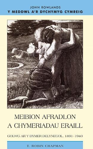 Meibion Afradlon a Chymeriadau Eraill: Golwg ar y Dymer Delynegol, 1891-1940 (Paperback)