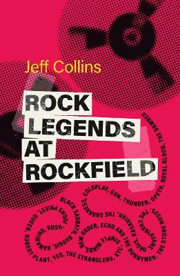 Rock Legends at Rockfield (Paperback)