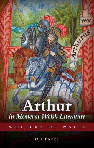 Arthur in Medieval Welsh Literature (Paperback)