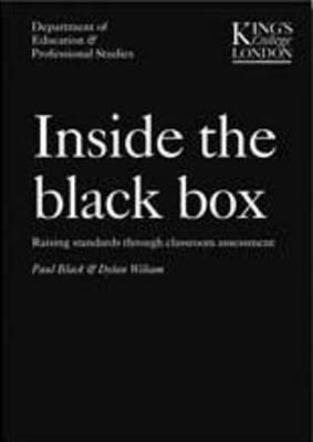 Inside the Black Box: v. 1: Raising Standards Through Classroom Assessment (Paperback)