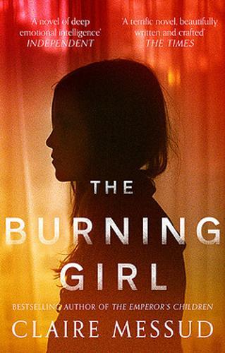 The Burning Girl (Paperback)