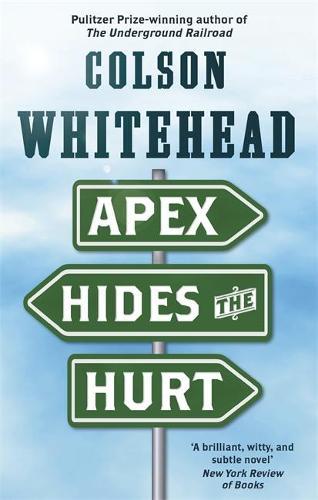 Apex Hides the Hurt (Paperback)