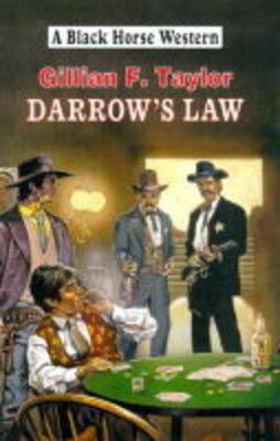 Darrow's Law - Black Horse Western (Hardback)
