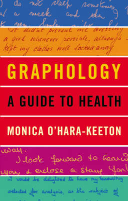 Graphology: A Guide to Health (Paperback)