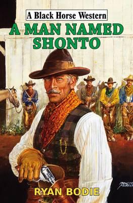 A Man Named Shonto (Hardback)
