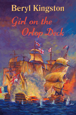 Girl on the Orlop Deck (Hardback)
