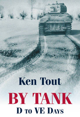 By Tank - D to VE Days (Paperback)