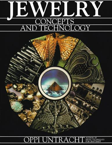 Jewelry Concepts and Technology (Hardback)