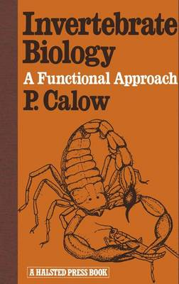 Invertebrate Biology: A Functional Approach (Hardback)