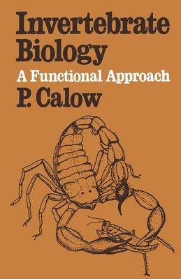 Invertebrate Biology: A Functional Approach (Paperback)