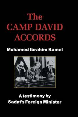 Camp David Accords (Hardback)