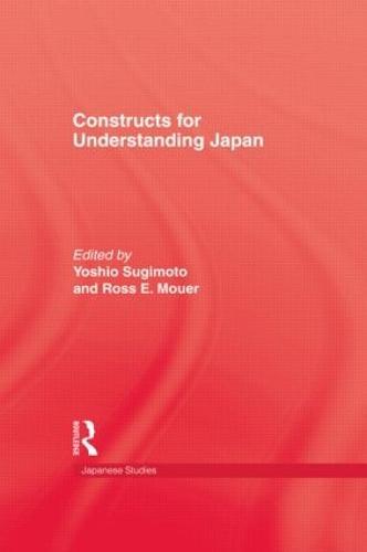 Constructs For Understanding Japan (Hardback)