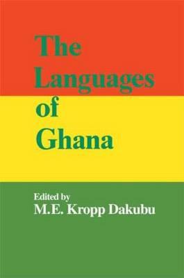 Languages Of Ghana (Hardback)