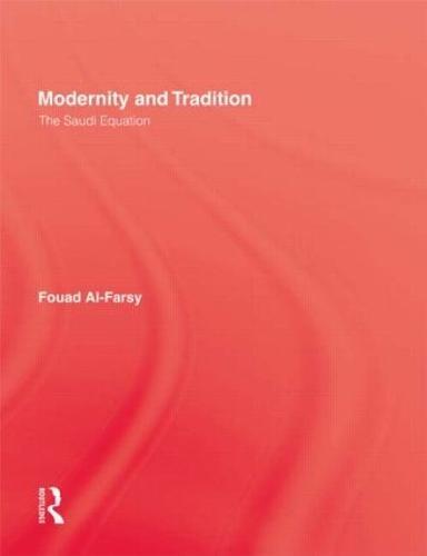 Modernity & Tradition (Hardback)