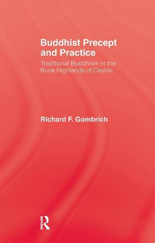 Buddhist Precept & Practice (Hardback)