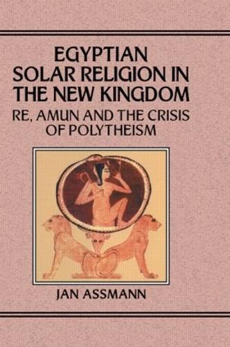 Egyptian Solar Religion (Hardback)