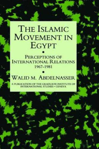 Islamic Movement In Egypt (Hardback)