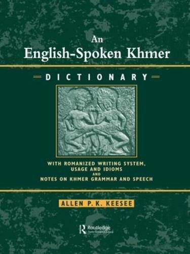 English-Spoken Khmer Dictionary (Hardback)