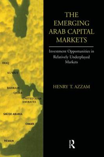 Emerging Arab Capital Markets (Hardback)