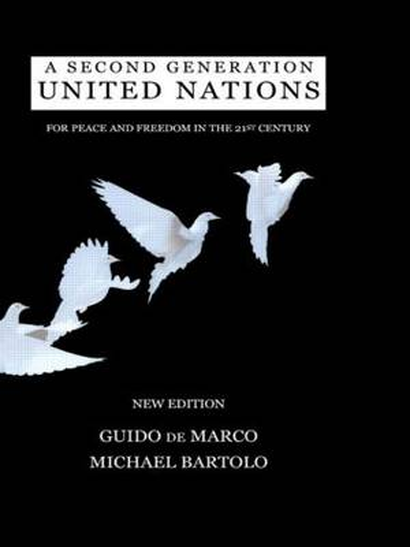 Second Generation United Nations (Hardback)