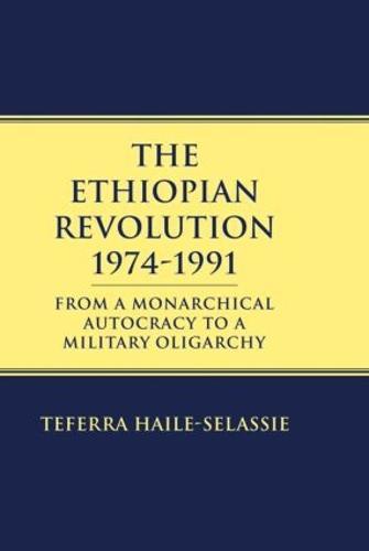 Ethiopian Revolution (Hardback)