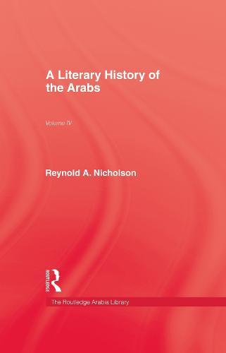 Literary History Of The Arabs (Hardback)