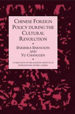 Chinese Foreign Policy (Hardback)