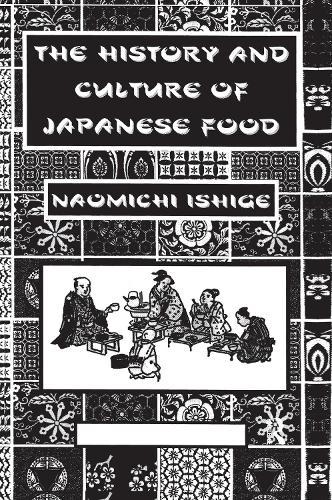 History Of Japanese Food (Hardback)