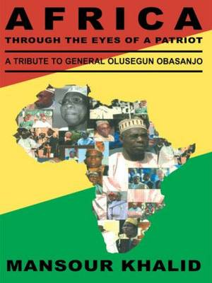 Africa Through The Eyes Of A Patriot (Paperback)