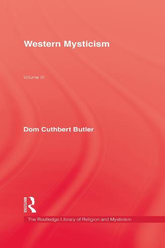 Western Mysticism (Hardback)