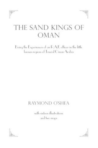 Sand Kings Of Oman (Hardback)