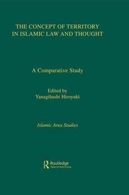 Concept Of Territory In Islamic Thought (Hardback)