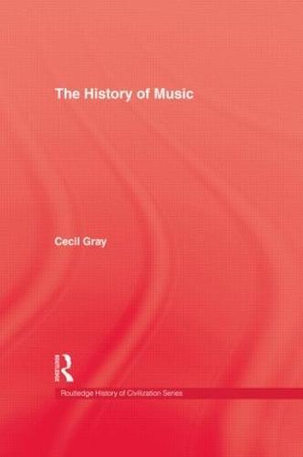 History Of Music (Hardback)