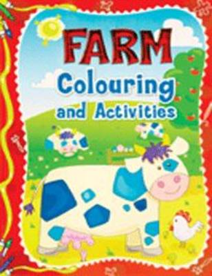 Farm Colouring and Activities Book (Paperback)