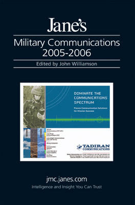 Jane's Military Communications 2005/2006 (Hardback)