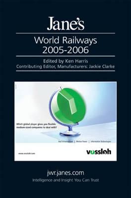 Jane's World Railways 2005/2006 (Hardback)