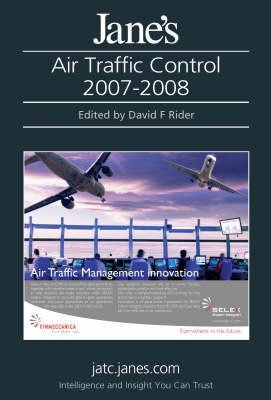 Jane's Air Traffic Control 2007/2008 (Hardback)