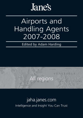 Jane's Airport and Handling Agents: Full Set (Hardback)