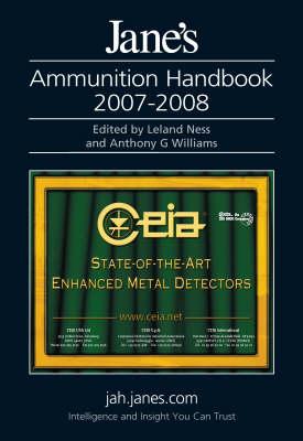 Jane's Ammunition Handbook 2007/2008 (Hardback)