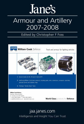 Jane's Armour and Artillery 2007/2008 (Hardback)